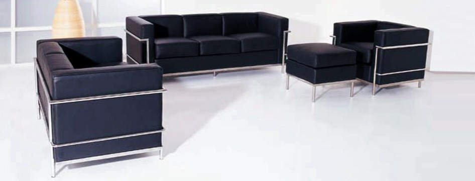 Fabrica de sillas y sillones la silla y el sill n que for Silla le corbusier