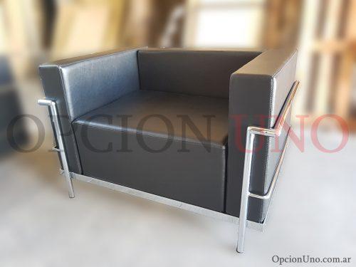 Sillon Le Corbusier LC3